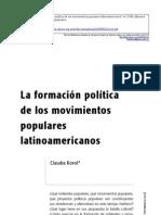 formcion politica