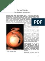 The Last Water Jar 2011