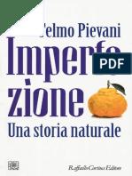 Imperfezione. Una Storia Naturale by Telmo Pievani