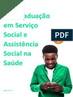 Pós-graduação Em Serviço Social e Assistência Social Na Saúde (2)