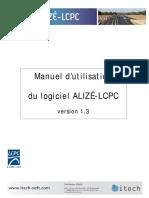 Manuel Utilisation Alizé