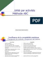 controle gestion méthode ABC