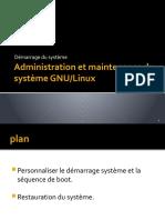 2_d+®marrage du systeme linux