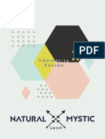 Géométrie Sacrée PDF