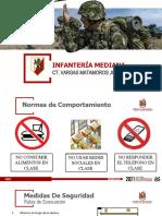 Tarea 2. Generalidades Infantería Mediana.