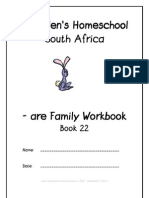 are End-Word Family Workbook, Donnette E Davis, St Aiden's Homeschool