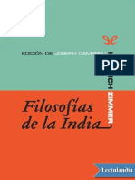 Filosofias de la India - Heinrich Zimmer