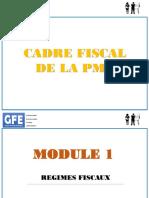 Mini Formation Sur Le Cadre Fiscal de La PME Avec Annexe Fiscale 2021