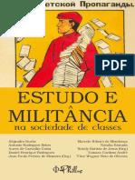 Estudo e Militancia Na Sociedade de Clas