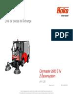 Parts Catalogue-Citymaster 2000 E IV 2-Broom (1411.20)
