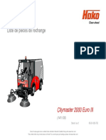 Parts Catalogue-Citymaster 2000 Euro III (1411.00)