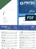 202105 Pritec Electronics Catálogo s221-04 Iluminación 2021
