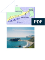 Headlands and bays