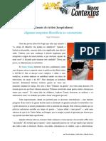 Ficha de Trabalho -Dilemas do trólei (hospitalares)