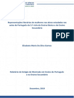 Relatório Estágio Elisabete Gomes 54247 Versão Final