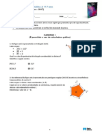 Porto Editora - Novo Espaco - 11 Ano 2017-18-1 Teste