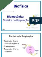 Aula 6 - Biomecânica da respiração