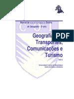 Geog. dos Transportes e Comunicações