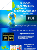 72 Jogos Meio Ambiente e Sustentabilidade