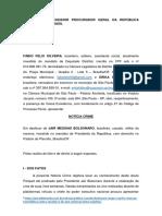 Notícia Crime - Homofobia Contra Randolfe - 28-05-2021