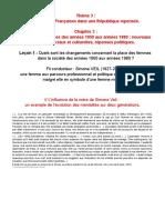 Version Professeur t3 c3 Lecon 1 Simone Veil