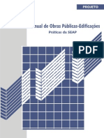 MANUAL Edificacoes Projeto
