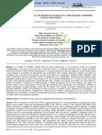 Gesto Socioambiental de Resduos Slidos Na Comunidade Caxirimbu Caxias Maranho v. 1. n. 1
