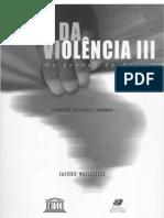 20 UNESCO Mapa da viloencia III. Os jovens do Brasil. Juventude, violencia e cidadania