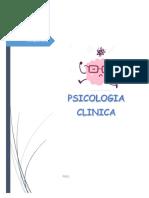 Cartillas Spicologia Clinica