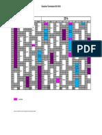 Planning Annee Universitaire 2015-2016