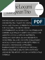 Simone Locarni European Trio