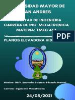 ELEVADORA HIDRAULICA - SAAVEDRA LIZARAZU EDUARDO MANUEL - MTR