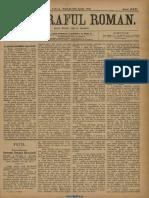 Telegraful Român 3 april 1882