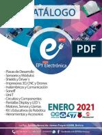 Catalogo Arduino 2020