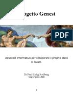 Progetto Genesi