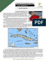 Historia Geral - Revolução Cubana 1959
