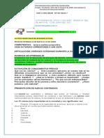 GUÍA ÚNICA DE  ETICA Y VALORES GENERAL DE  ACTIVIDADES  GRADO 6º  DEL 16 DE MAYO AL  11 DE JUNIO DEL 2021-1