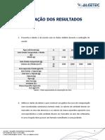 MECÂNICA DOS SOLOS E GEOTECNIA - Compactação de Solos - Relatório - Unid 3