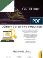 presentation linux netzon