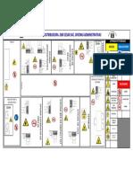 Mapa de Riesgos de Oficinas Primer Piso Dyr Cesar Sac