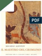 Alpatov, Michele. Il maestro del Cremlino