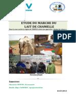 Rapport Etude de Marche Lait de Chamelle Tahoua VF2