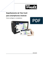 Espelhamento Celular Android