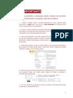 II - Modelo de contrato de prestação de serviço - Documentos Google