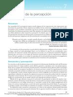Cap 7 - Patologías de la percepción