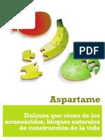 Aspartame Brochure ES