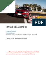 Manual Renault Sandero Rs