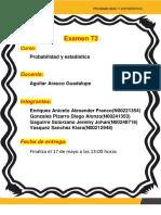 T2 Probabilidad y Estadistica