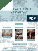 3ero - Arte, cultura y religión colonial