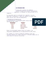 FORD Standart & AutoTunnig